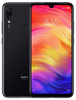 Смартфон Xiaomi Redmi Note 7 4/64Gb Global, черный