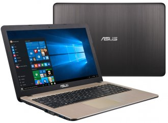 "Ноутбук ASUS F540YA 15.6"" HD, AMD A6-7310, 4Gb, 1000Gb, DVD, Win 10, RFB"