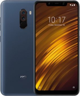 Смартфон Xiaomi Pocophone F1 64Gb Global, синий