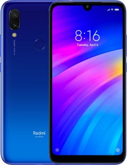 Смартфон Xiaomi Redmi 7 2/16Gb Global, синий