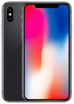 Смартфон Apple iPhone X 64Gb серый космос