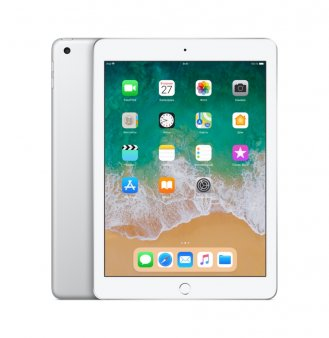 "Планшет Apple iPad 2018 9.7"" Wi-Fi 32GB Серебристый"