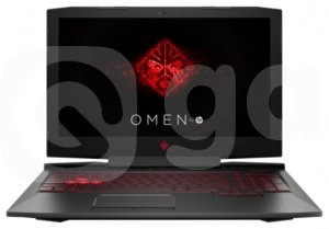 "Ноутбук HP OMEN 15-ce011ur Intel Core i7 7700HQ 2800 MHz/15.6""/1920x1080/12Gb/1128Gb HDD+SSD/DVD не"