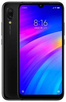 Смартфон Xiaomi Redmi 7 3/32Gb Global, черный