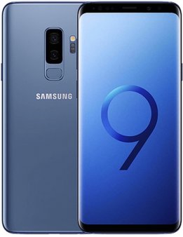 Смартфон Samsung Galaxy S9 Plus 64Gb 2-SIM синий