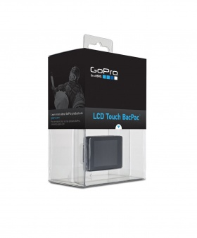 Жидкокристаллический дисплей LCD Touch BacPac Limited Edition для камер GoPro