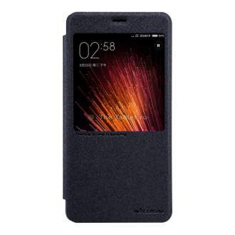 Чехол Nillkin Sparkle Leather для Xiaomi Redmi Pro черный
