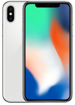 Смартфон Apple iPhone XS Max 64Gb серебристый