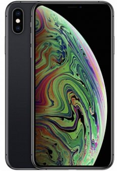 Смартфон Apple iPhone XS Max 256Gb серый космос