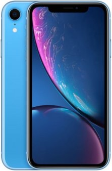 Смартфон Apple iPhone XR 64Gb синий