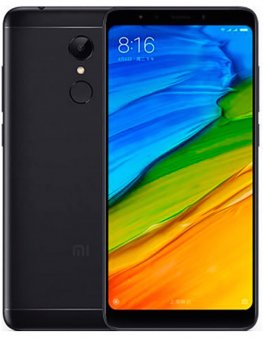 Смартфон Xiaomi Redmi 5 16Gb Global, черный