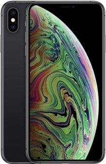 Смартфон Apple iPhone XS 256Gb серый космос