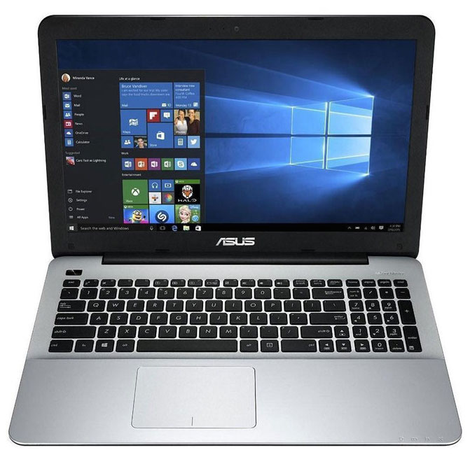 "Ноутбук ASUS R556QG 15.6"" HD, AMD A10-9600P, 4Gb, 1000Gb, R5 M430, DVD, Win 10, RFB"