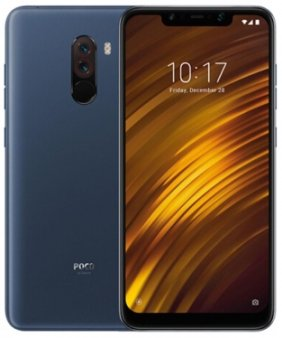 Смартфон Xiaomi Pocophone F1 128Gb Global, синий