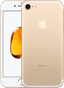 Смартфон Apple iPhone 7 128Gb золотой
