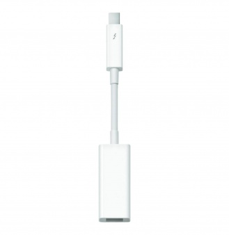 Переходник Apple Thunderbolt - FireWire Adpter
