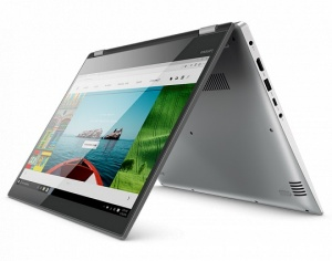 "Ноутбук Lenovo Yoga 520 14 Intel i5 7200U 2.5 GHz/14""/1920x1080/8Gb/128GB SSD/DVDнет/ Intel HD 620/"