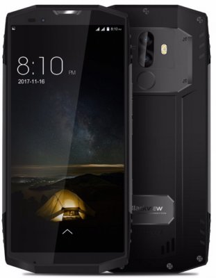 Фотография Смартфон Blackview BV9000 серый